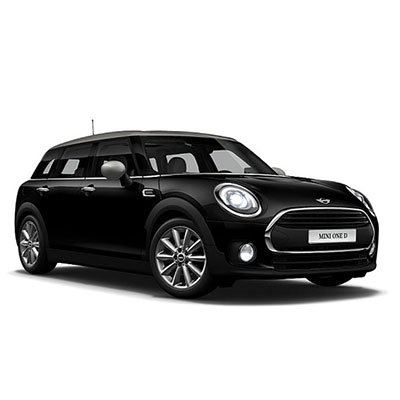 MINI ONE D CLUBMAN Hyde Park.